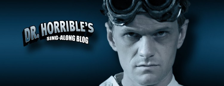 S�rie Dr. Horrible's Sing-Along Blog